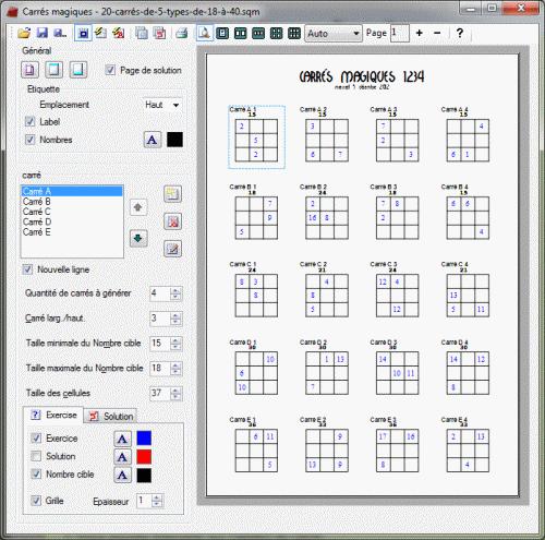 Scalpa logiciels freewares and sharewares - Calcul mental table de multiplication ...